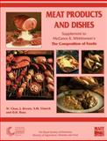 Meat Products and Dishes 9780854048090