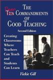 The Eleven Commandments of Good Teaching 9780761978107