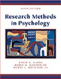 Research Methods in Psychology 9780534358112