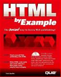 HTML by Example 9780789708120