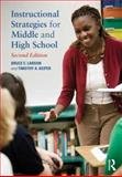 Instructional Strategies for Middle and High School 2nd Edition