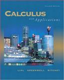 Calculus with Applications 9780321228147