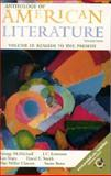 Anthology of American Literature 9780130838155