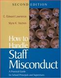 How to Handle Staff Misconduct 9780761938156