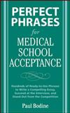 Perfect Phrases for Medical School Acceptance 9780071598187