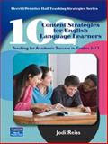 102 Content Strategies for English Language Learners 9780132218191