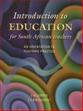 Introduction to Education 9780702138195