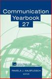 Communication Yearbook 27 9780805848199
