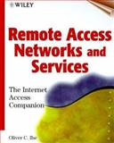 Remote Access Networks and Services 9780471348207