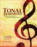 PKG Tonal Harmony with Workbook 9780077658236
