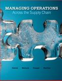 Managing Operations Across the Supply Chain with Connect Plus 9780077398293