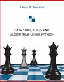 Data Structures and Algorithms Using Python 9780470618295