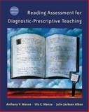 Reading Assessment for Diagnostic-Prescriptive Teaching 2nd Edition