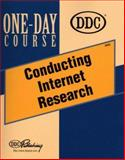 Conducting Internet Research 9781562438302