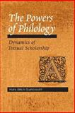 The Powers of Philology 9780252028304