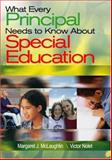 What Every Principal Needs to Know about Special Education 9780761938316