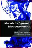 Models for Dynamic Macroeconomics 9780199228324