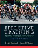 Effective Training 4th Edition