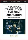Theatrical Translation and Film Adaptation 9781853598326