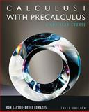 Calculus I with Precalculus 3rd Edition