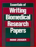 Essentials of Writing Biomed Research Papers 9780070728332