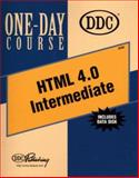 HTML 4.0 Intermediate One Day Course 9781562438357