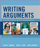 Writing Arguments 9780205648368