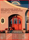 Best Practices Guide to Residential Construction 9780471648369