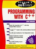 Programming with C++ 9780070308374