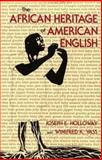 The African Heritage of American English 9780253328380