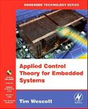 Applied Control Theory for Embedded Systems 9780750678391
