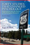Forty Studies That Changed Psychology 7th Edition