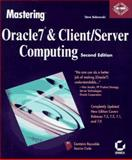Mastering Oracle7 and Client/Server Computing 9780782118407