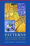 Patterns for College Writing 11th Edition