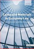 Cases and Materials in Company Law 9780199298426
