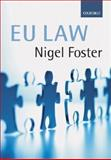 Foster on EU Law 9780199268429