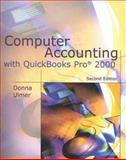 Computer Accounting with QuickBoooks Pro 2000 9780072428438