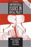Controversial Issues in Social Policy 3rd Edition