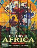 History of Africa 3rd Edition