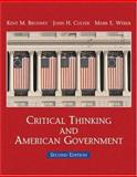 Critical Thinking and American Government 9780155058484