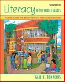 Literacy in the Middle Grades 2nd Edition