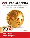 College Algebra with Applications for Business and Life Sciences 2nd Edition