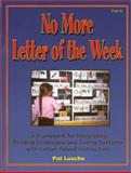 No More Letter of the Week 9781884548499
