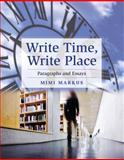 Write Time, Write Place 1st Edition