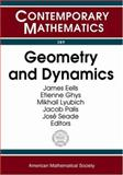 Geometry and Dynamics 9780821838518