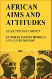 African Aims and Attitudes 9780521098519