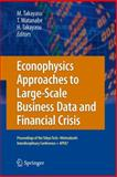 Econophysics Approaches to Large-Scale Business Data and Financial Crisis 9784431538523
