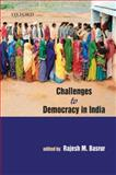Challenges to Democracy in India 9780195698534