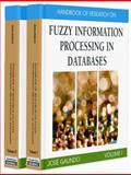 Handbook of Research on Fuzzy Information Processing in Databases 9781599048536