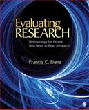 Evaluating Research 1st Edition